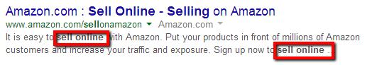 amazon selling online