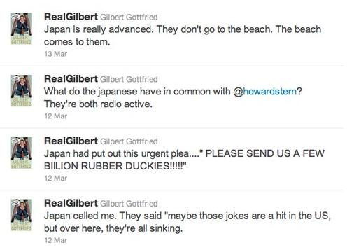 gilbert gottfired