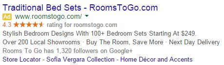 Google Search PPC